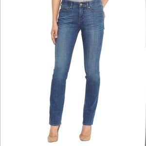 Levi's Perfect Waist 525 Straight Leg Jeans 12